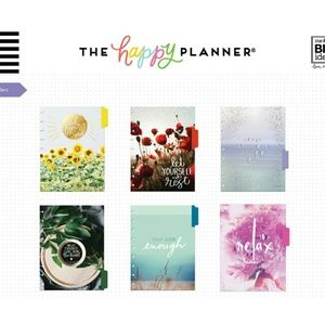 The Happy Planner Wellness Extensions Pack New NWT